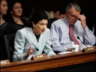 اللجنة المالية في مجلس الشيوخ
