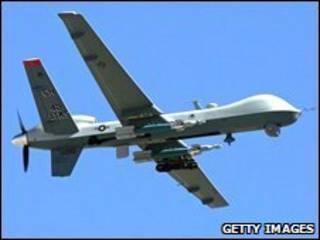 ड्रोन हमला (फ़ाइल)