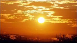 धरती का बढ़ता तापमान
