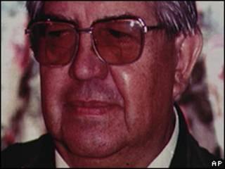 General Manuel Contreras (foto de archivo)