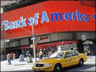 بنك امريكا