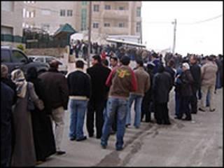 لاجئون عراقيون في عمان