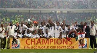 Selección del fútbol sub-20 de Ghana