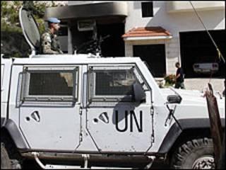 قوات حفظ السلام الدولية جنوبي لبنان اليونيفيل