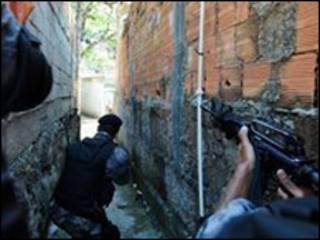 المواجهات في ريو دي جانيرو