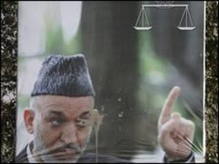 TT Afghanistan, Hamid Karzai