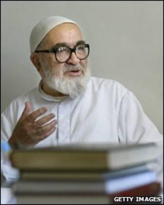 حسين منتظري