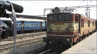 भारत में रेल दुर्घटनाएं