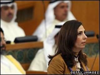 Parlamentar kuweitiana