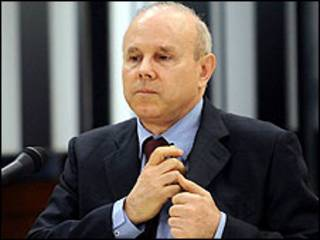 O ministro da Fazenda, Guido Mantega (Foto: Antonio Cruz/ABr)