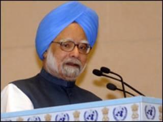 मनमोहन सिंह, भारत के प्रधानमंत्री
