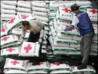 امدادرسانی به کره شمالی