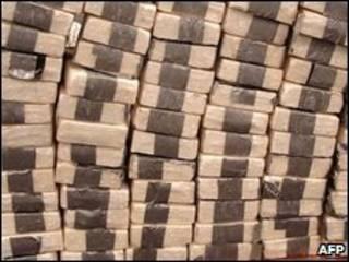 محموله کوکائین - عکس آرشیوی