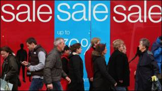 Người tiêu dùng tại London