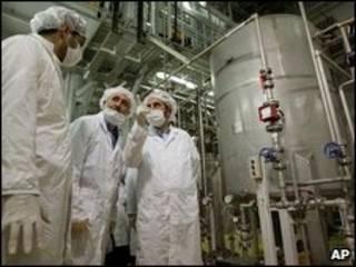 Planta nuclear iraní (Foto: Archivo)