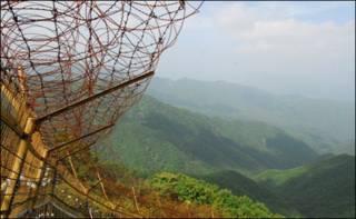 Zona Desmilitarizada entre las Coreas (ZDC) - Foto: Green Korea United