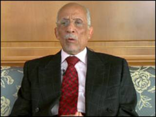 يوسف ندا مفوض العلاقات الخارجية للاخوان المسلمين