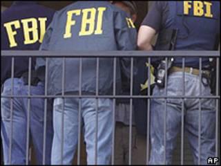Agentes del FBI (foto archivo)
