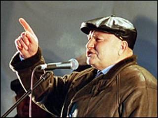 Lujkov Moskvani 18 yil boshqargan