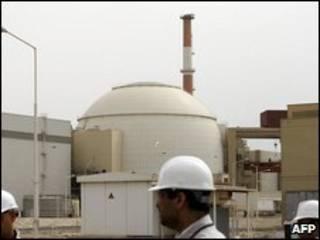 محطة بوشهر النووية