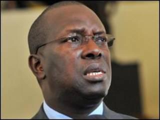 رئيس الوزراء السنغالي