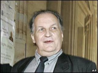Jean-Chirstophe Miterrand (arquivo)