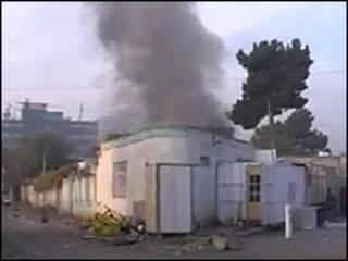 Ataque em Cabul 28/10/2009