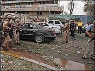 تفجيرات العراق