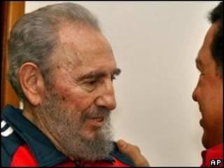 Fidel Castro (Foto:Archivo)