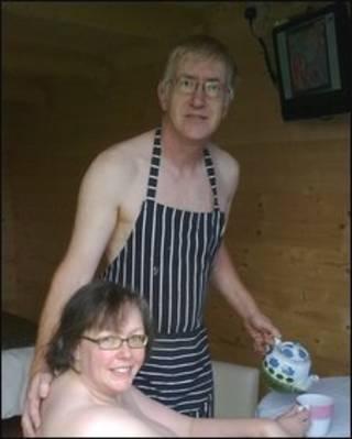 Mike e Margaret Howard