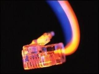 کابل انترنت