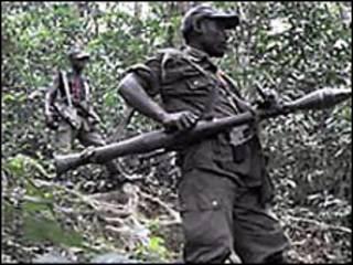 الحرب في الكونغو