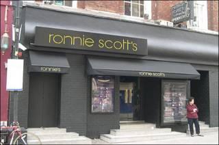 Club de Jazz Ronnie Scott´s en Londres