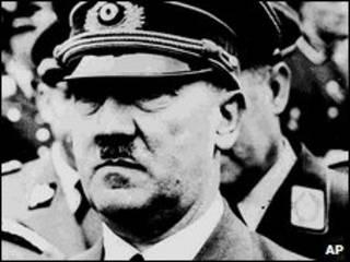 Adolf Hitler (arquivo)