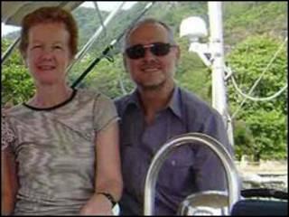 الزوجان البريطانيان المختطفان، بول وراشيل وشاندلير