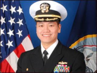 Trung tá hải quân Lê Bá Hùng