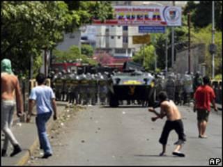 Frontera entre Colombia y Venezuela (foto archivo)