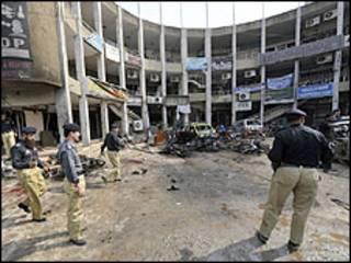 انفجار در راولپندی