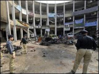 Explosão em Rawalpindi