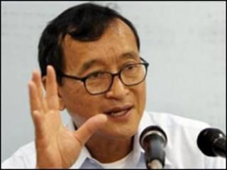 Ông Sam Rainsy