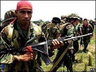 Operativos militares en Colombia