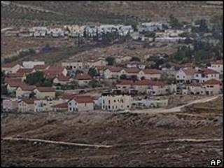مستوطنة اسرائيلية
