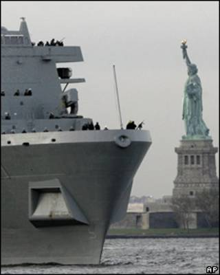 Buque USS New York