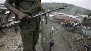 Mwanajeshi wa Congo