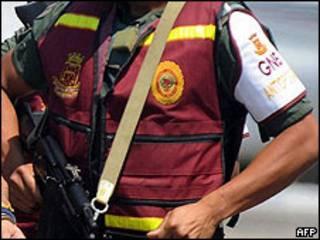 Guardia Nacional de Venezuela (foto archivo)