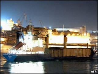 Arctic Sea на Мальте (архивное фото)