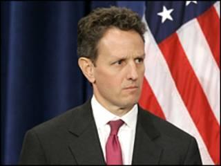 Sakataren Baital-malin Amurka,Tim Geithner