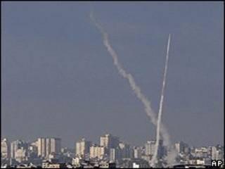 راکت حماس