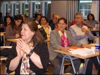 گردهمایی آموزگاران زبان فارسی
