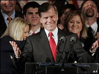 Bob McDonnell, gobernador electo de Virginia